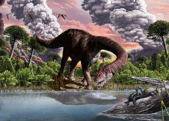 Sin el impacto del asteroide, los dinosaurios dominarían la Tierra