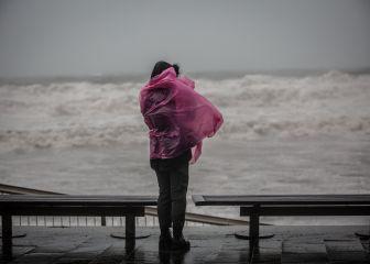 Aterriza una nueva DANA con lluvias torrenciales y desplome de temperaturas