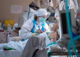 El síntoma más común de los hospitalizados por COVID-19