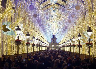 Las comunidades a las que se puede viajar en Navidad