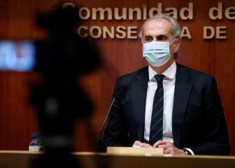 Madrid añade cuatro nuevas zonas básicas de salud a las restricciones