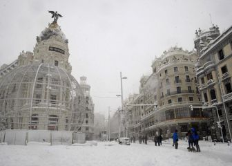 Martínez-Almeida explica cuándo volverá la normalidad a Madrid tras la nieve
