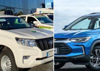 Nieve en España: diferencias entre un SUV y un 4x4 para conducir con hielo.