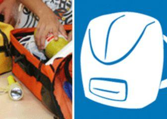 Madrid recomienda una mochila de emergencia para catástrofes