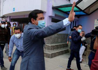 Elecciones presidenciales de Ecuador 2021 hoy, en vivo: grandes aglomeraciones en los centros de votación