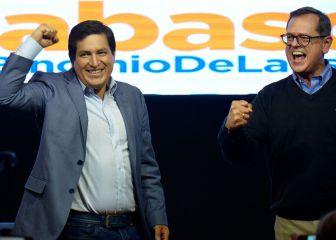 Elecciones de Ecuador 2021, en vivo: Yaku y Lasso pelean por estar en el balotaje de abril