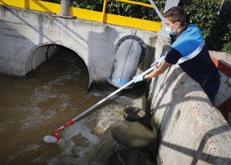 Las aguas residuales de Madrid dan esperanzas contra la COVID-19 1