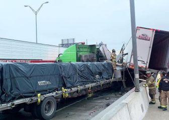 Una colisión entre más de cien vehículos deja 6 fallecidos y decenas de heridos