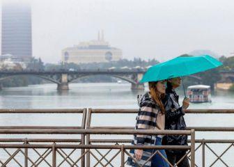 Adiós al 'veranillo de mayo': bajan las temperaturas y llega una DANA con tormenta eléctrica 1