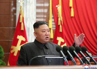 """Kim Jong-Un reconoce """"un gran incidente"""" en Corea del Norte"""