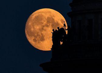 Calendario lunar de julio: fases de la luna y cuándo habrá luna llena este mes