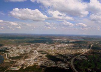 El pueblo de Canadá que duplicó su población el 11-S