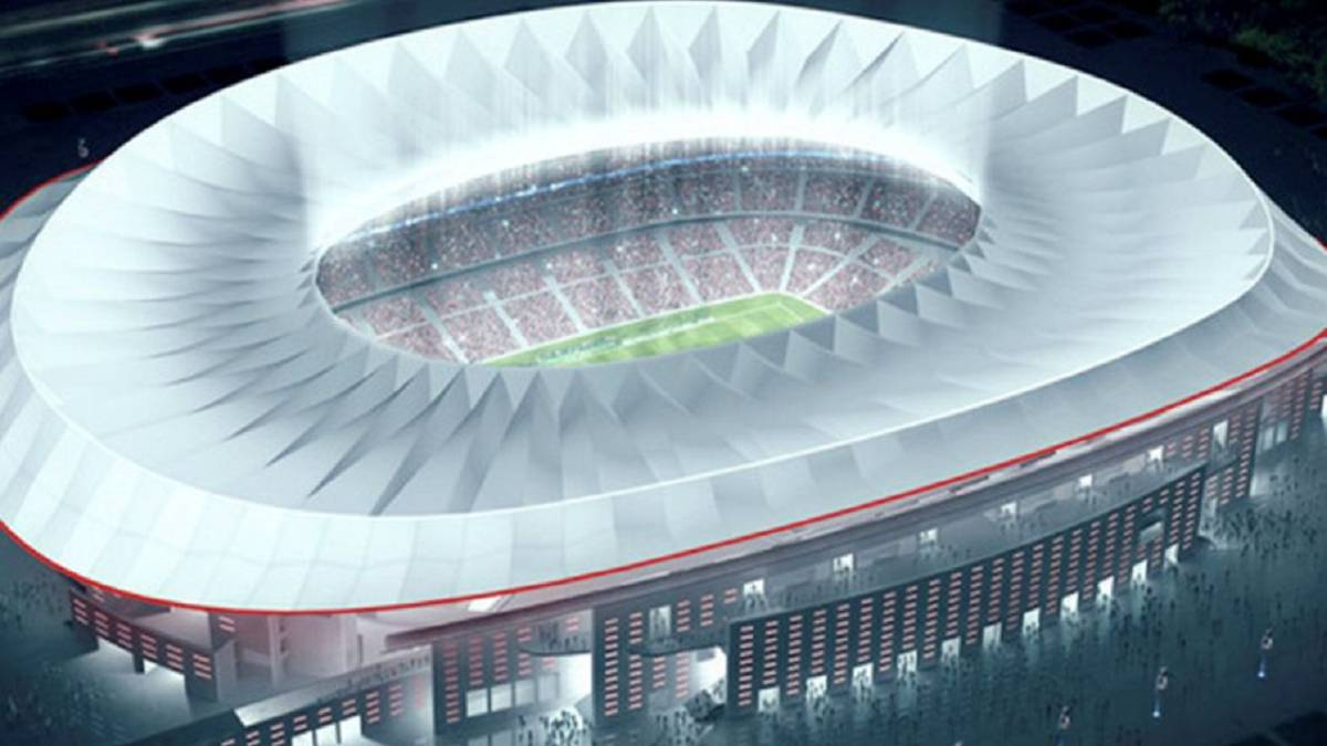Atlético announce name of new stadium: Wanda Metropolitano