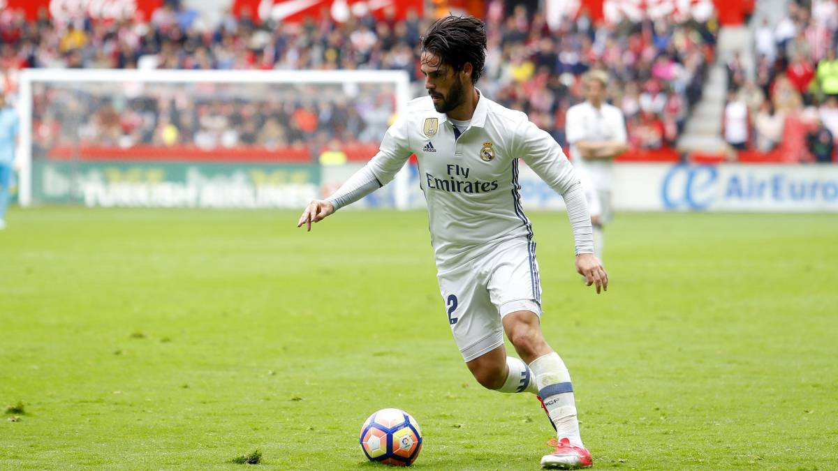 Champions League   Real Madrid vs Bayern Munich: Isco starts, Lewandowski back - AS.com