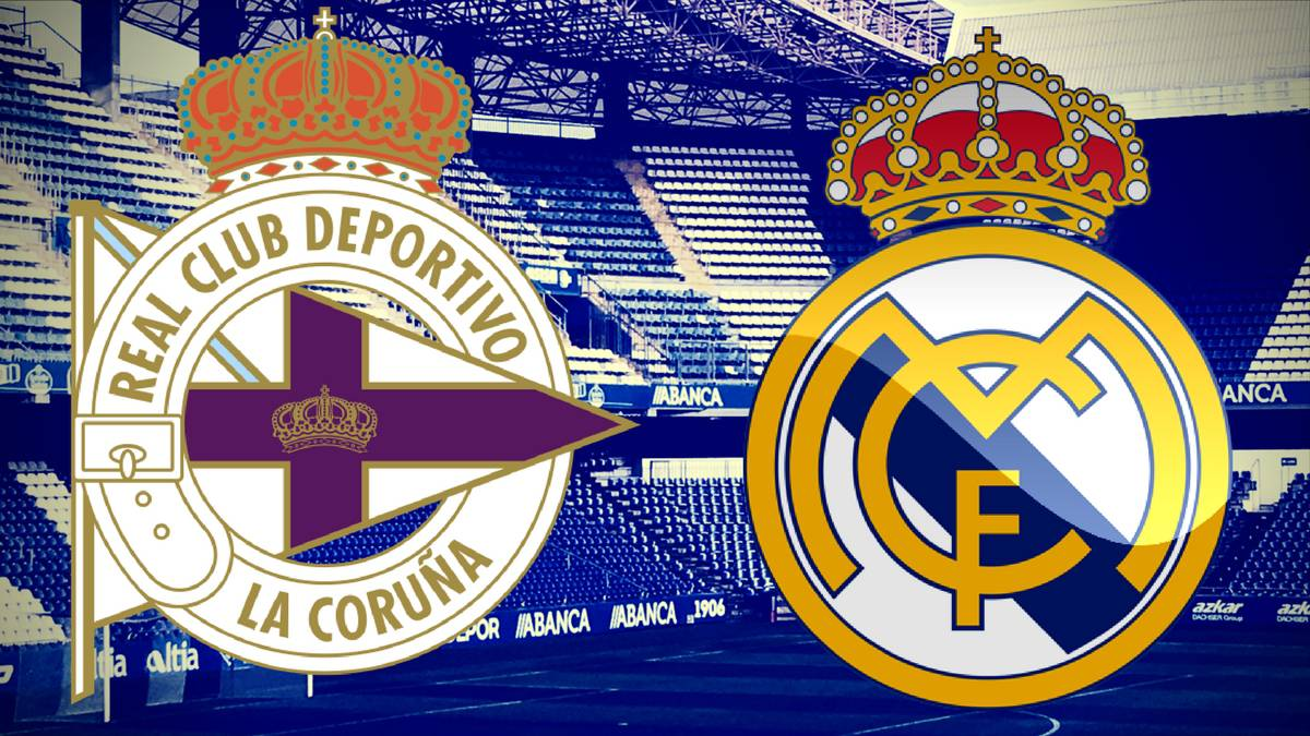 Deportivo vs real madrid how and where to watch times for Championship league table 99 00