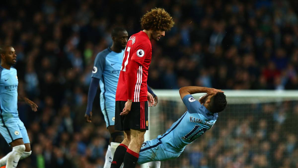 Manchester City vs Manchester United: As it happened ...