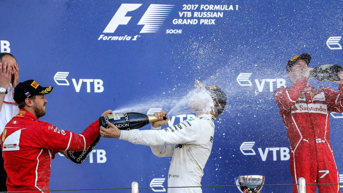 Bottas batters his way to first GP triumph - AS SOUTH AFRICA
