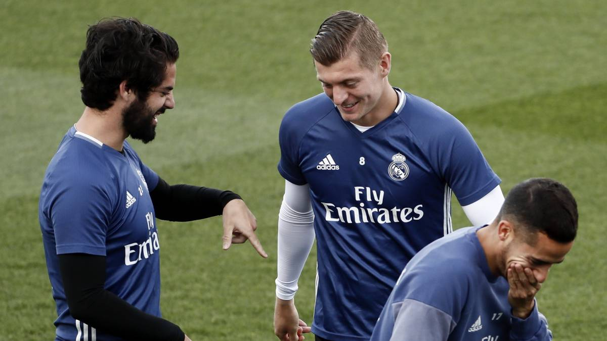 Celta real madrid team news no room for nacho as isco for Championship league table 99 00
