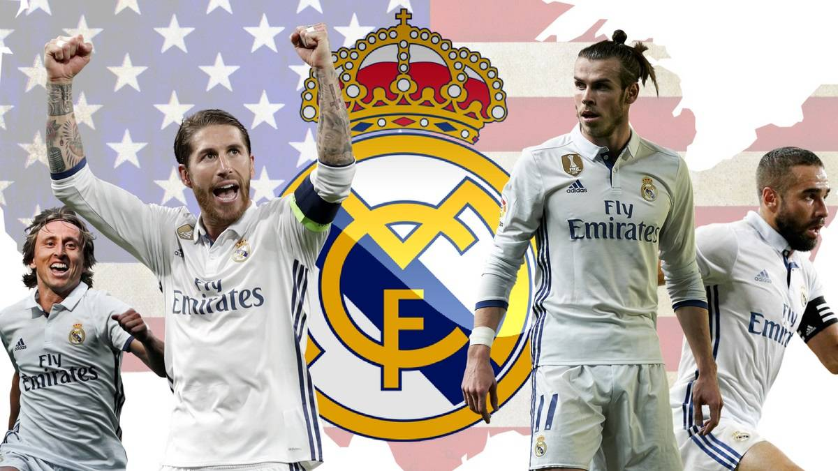 laliga real madrid pre season planning friendlies us tour el