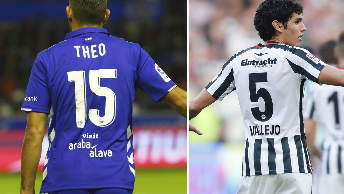 Jesús Vallejo and Theo Hernández presentations confirmed - AS English e7ef77abe895f