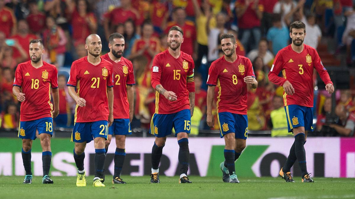 2018 World Cup qualifying | Liechtenstein vs Spain: how and where to watch: times, TV, online ...
