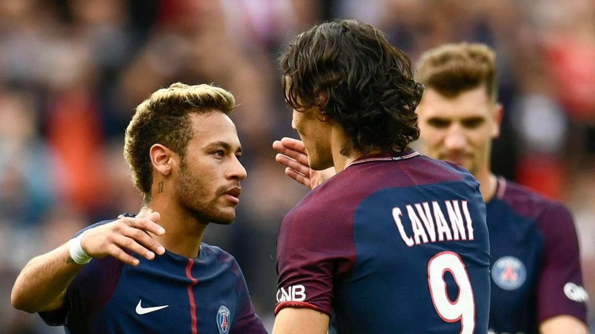 PSG 6 2 Bordeaux Ligue 1 2017 18 Match Report Goals Action