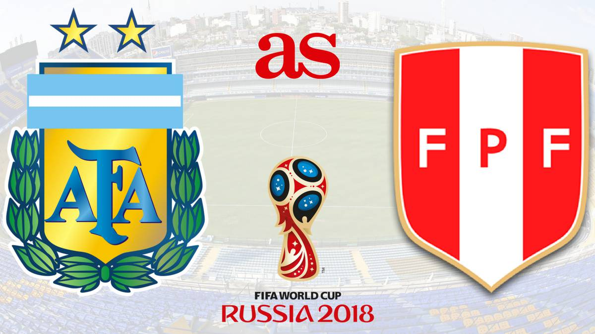 Russia 2018 argentina vs peru how and where to watch for Championship league table 99 00