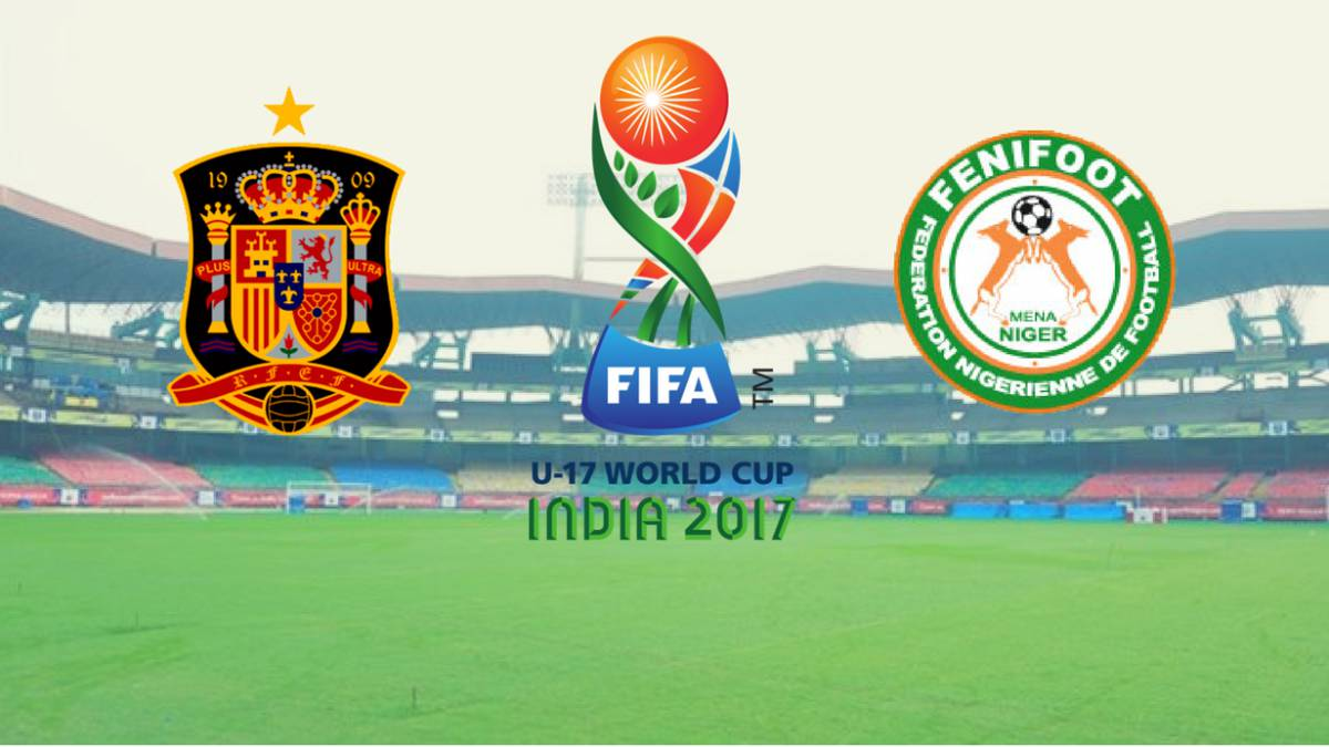 2017 u 17 world cup spain u 17 niger u 17 how and for Championship league table 99 00