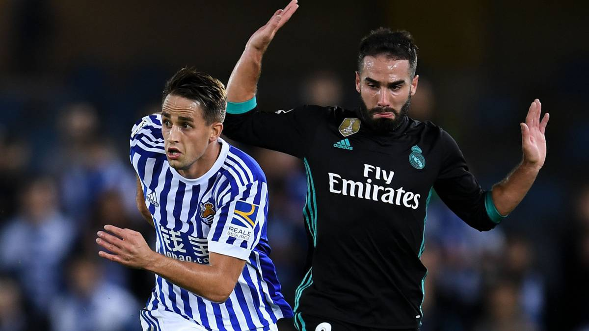 Dani Carvajal cleared of heart condition, Real Madrid confirm