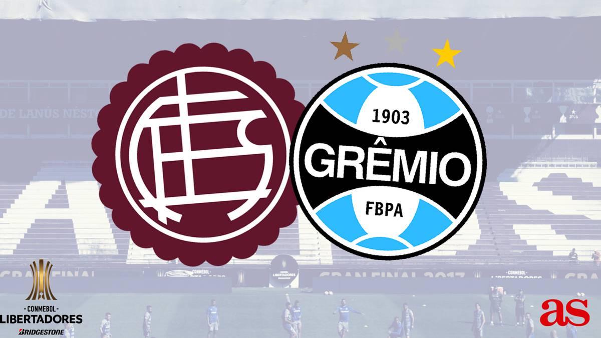 Lanús-Gremio live online: Copa Libertadores Final 2017 ...