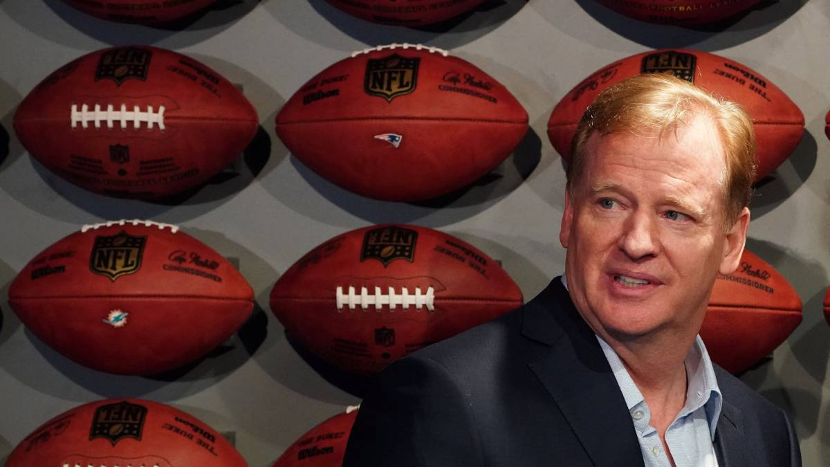 Goodell signs extension to remain nfl commissioner for Championship league table 99 00