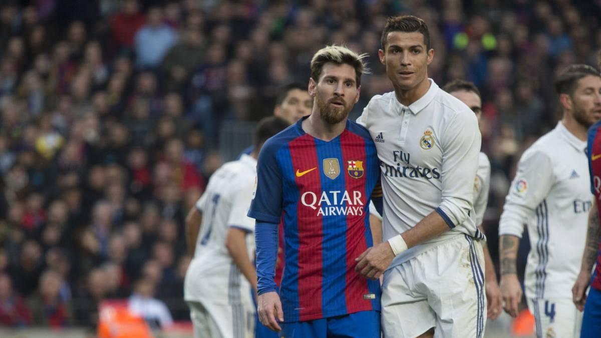 Messi Tore 2017