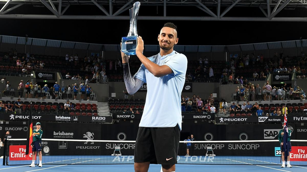 Australian open djokovic tips kyrgios to test federer for Championship league table 99 00