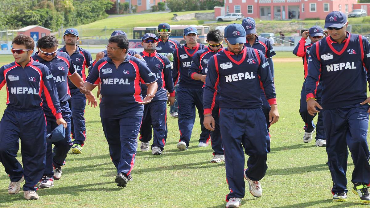 Nepal earns odi status for Championship league table 99 00