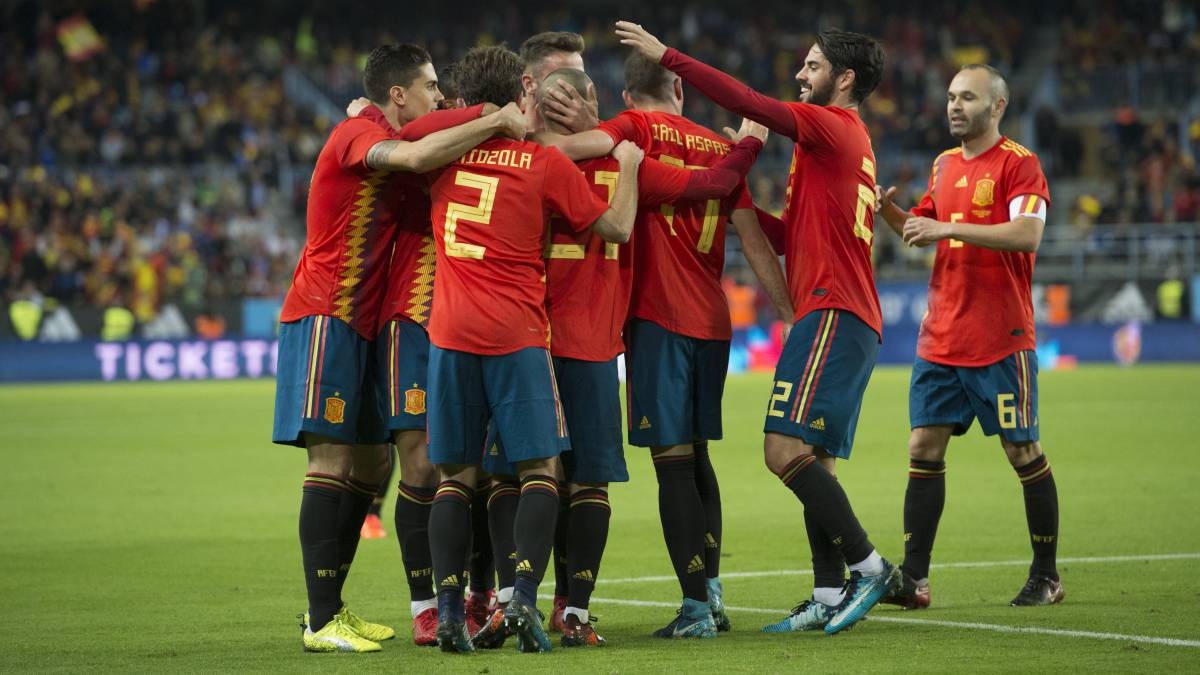 Germany vs spain how and where to watch times tv for Championship league table 99 00