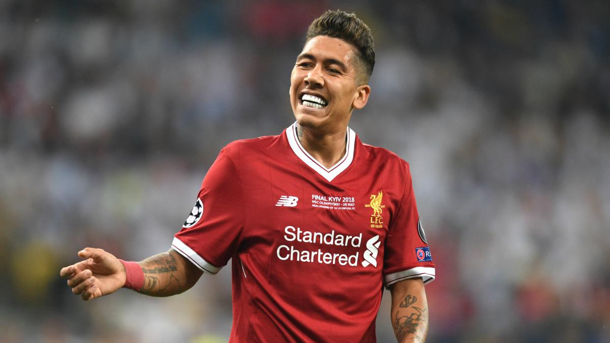 Liverpools Firmino To Sit Out United States Tour