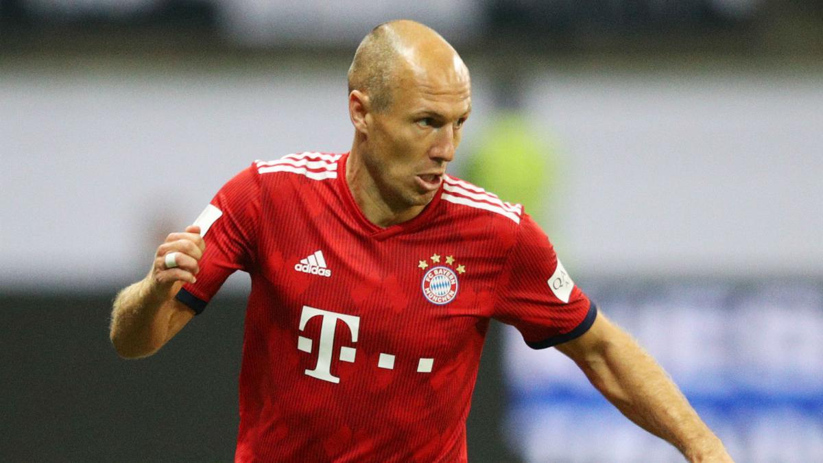 Liverpool boss Jurgen Klopp hails Bayern Munich star Arjen ...  |Arjen Robben