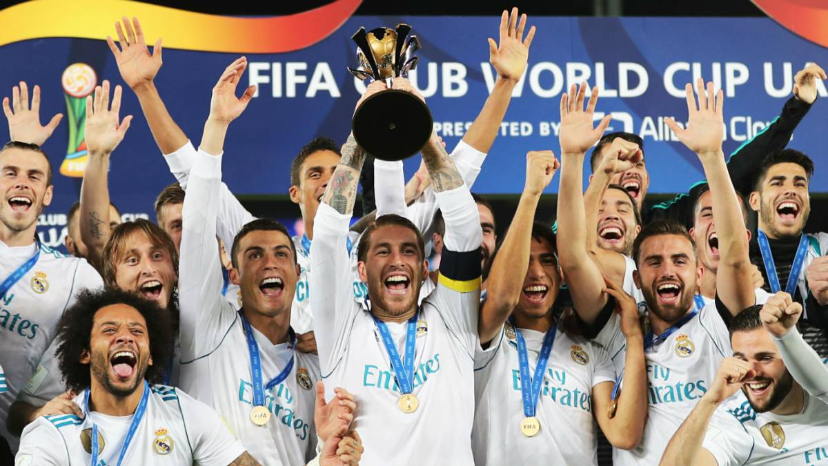 ea921c102c6 2018 FIFA Club World Cup draw  as it happened - AS.com