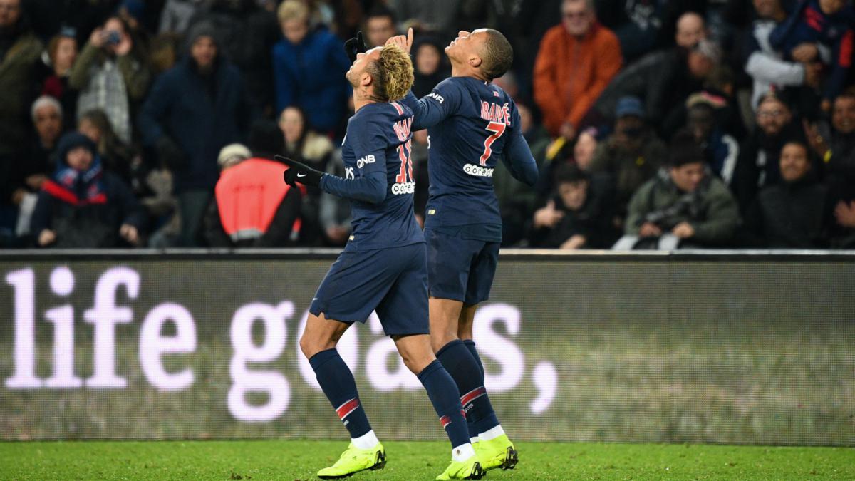 Paris Saint-Germain set baru rekor kemenangan di Europes lima liga top