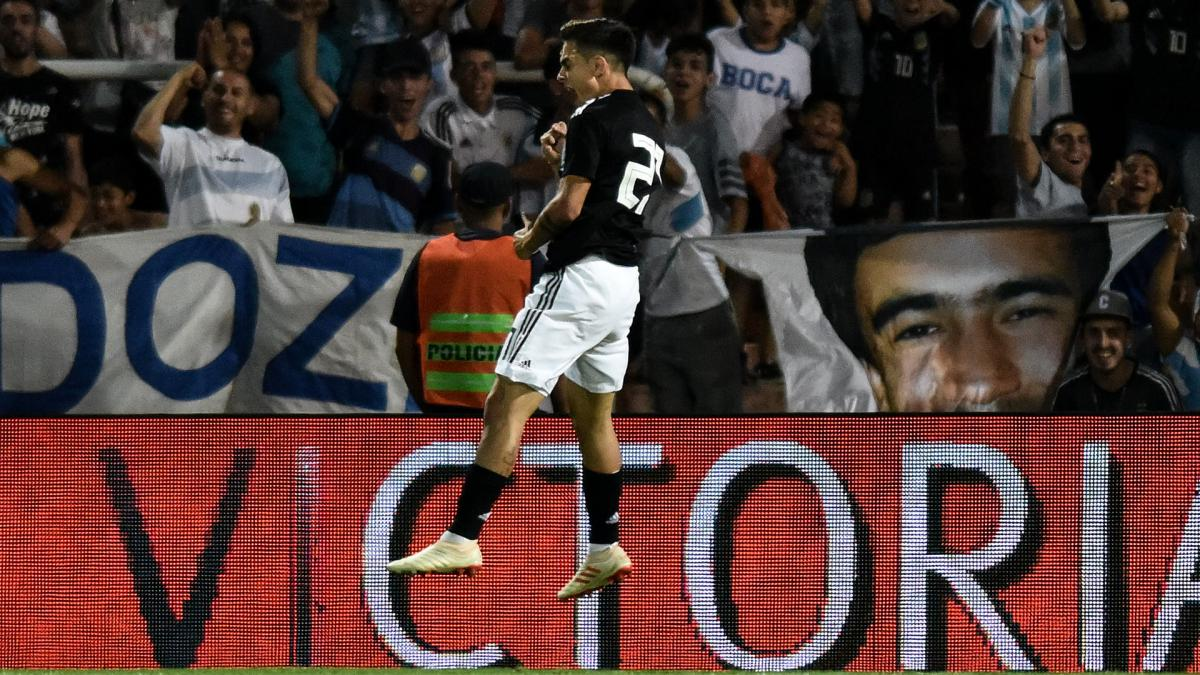 f1f5cba2b Scaloni delighted for Dybala and Icardi - AS.com
