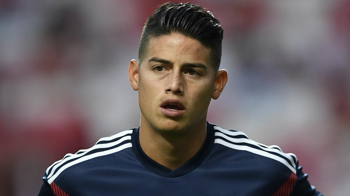 James Rodríguez On His Real Madrid Bayern Munich Decision Ascom