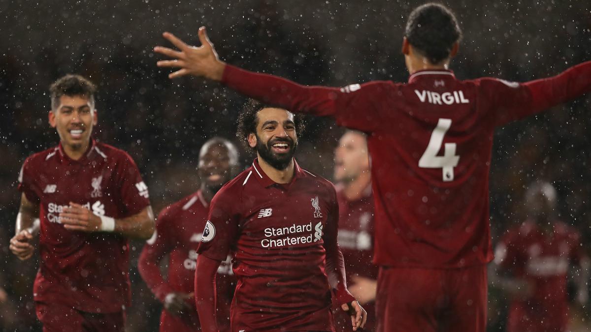 Van Dijk lauds  scary  Liverpool trio Salah c384438e4a0d3