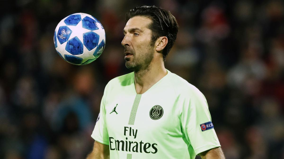 496a357eecd PSG  Buffon insists move to Ligue 1 champions not about money - AS.com