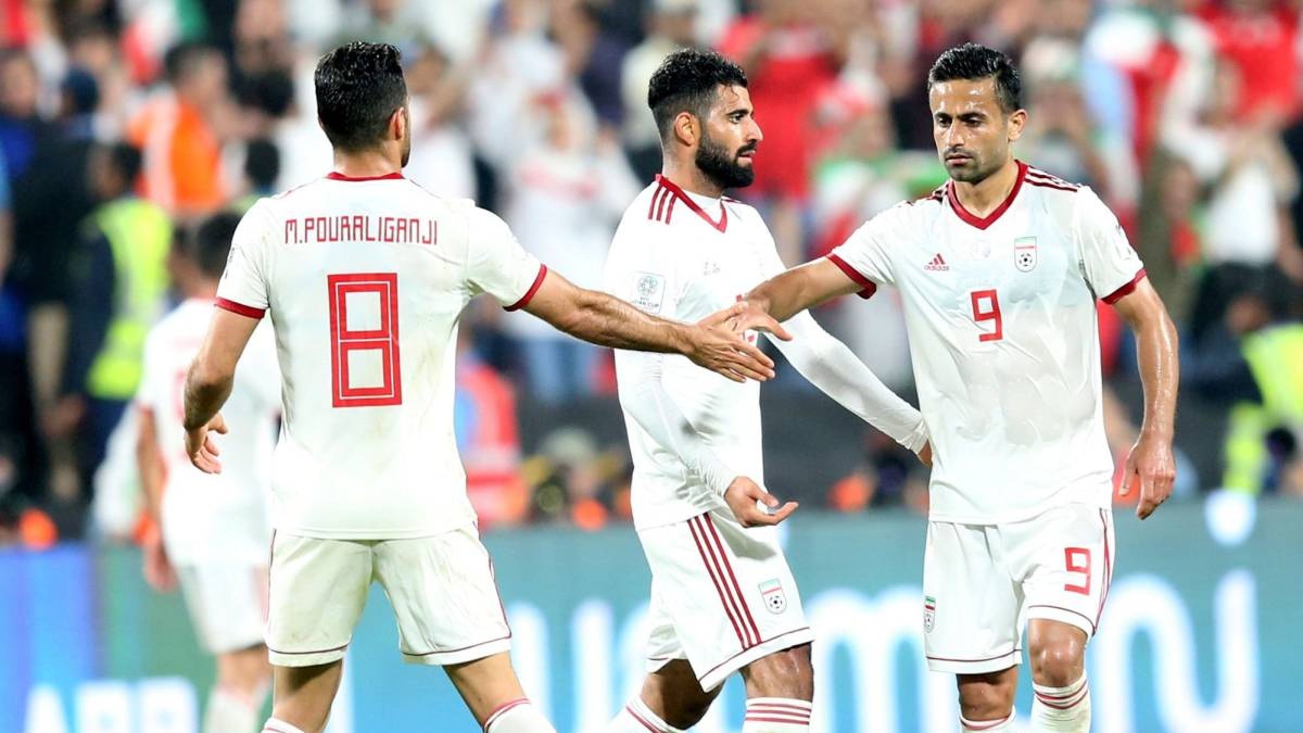 52938ae79 Iran have too much for China as they march on to the semi-final - AS.com