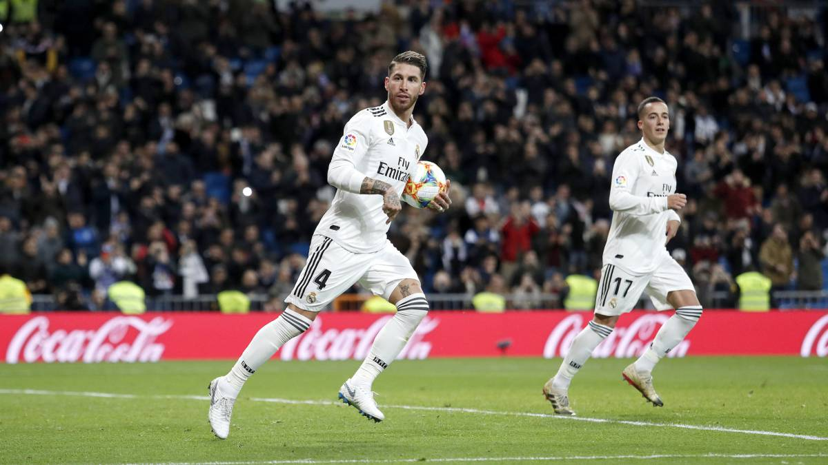 1aac95679 Dominant Real Madrid take two goal advantage to Girona - AS.com