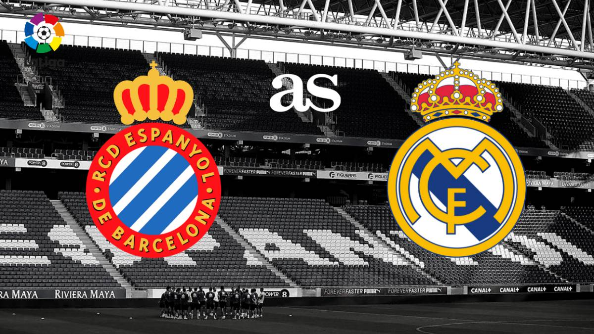 dd7909d1c Espanyol - Real Madrid  how and where to watch - times