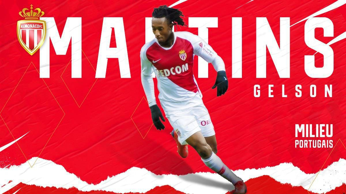 Image result for gelson martins monaco official