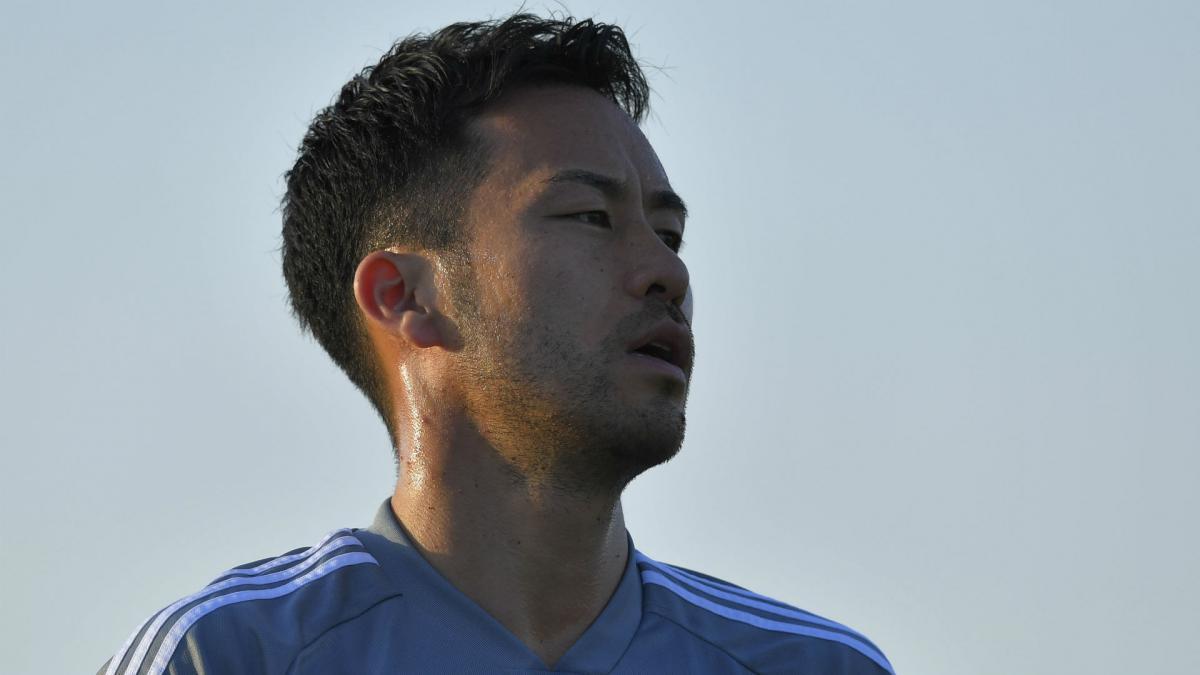 d13dd7df069 Japan v Qatar  Yoshida urges calm ahead of Asian Cup final - AS.com