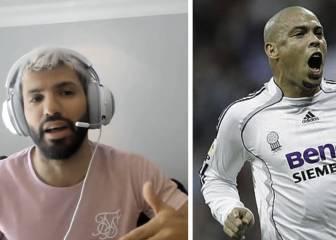 La forma del Kun de decir que Ronaldo estaba 'pasado de peso' que arrasa en Twitter