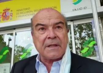 El monumental cabreo de Antonio Resines en la Seguridad Social: ?¡Me niegan el paso!?